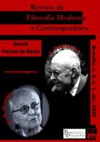 Tradução da professora Débora Morato é divulgada na Revista de Filosofia Moderna e Contemporânea da UnB.